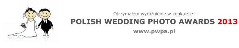 Polish Wedding Photo Awards 2013